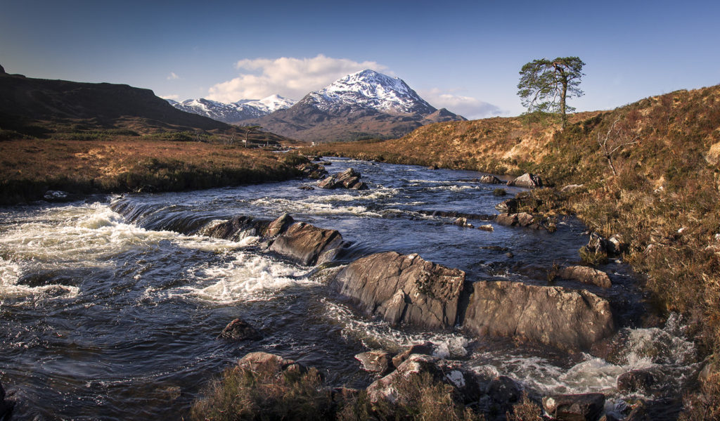 Towards Torridon by John Smith 1st place in 2016 Landscape Competition